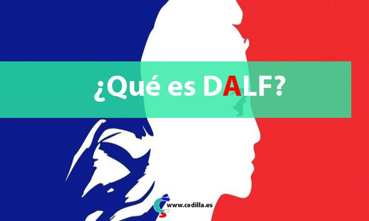 explicacion de DALF frances titulo de la lengua